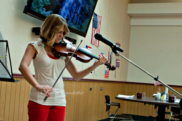 Boise Veterans Home Performance ©Kelley Branstetter
